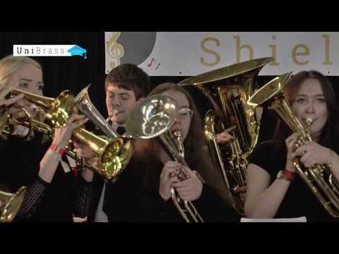 UniBrass Shield 2017: Durham University Brass Band