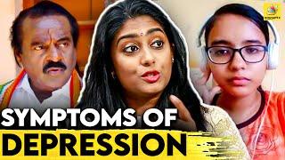 Dr Abilasha Psychologist Interview About Symptoms of Depression