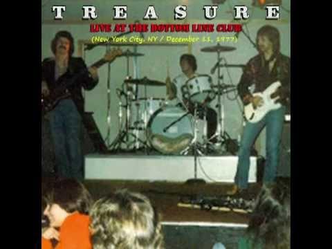 "Vinnie Vincent: TREASURE Live at the ""Bottom Line Club"" December 11, 1977"