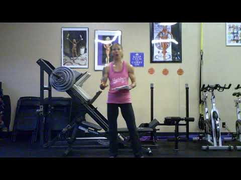 """Every BODY's Fit """"FIT Life"""" Video: Cracking your back"""