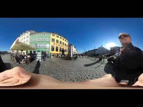 Trip to Copenhagen with my 360 Camera