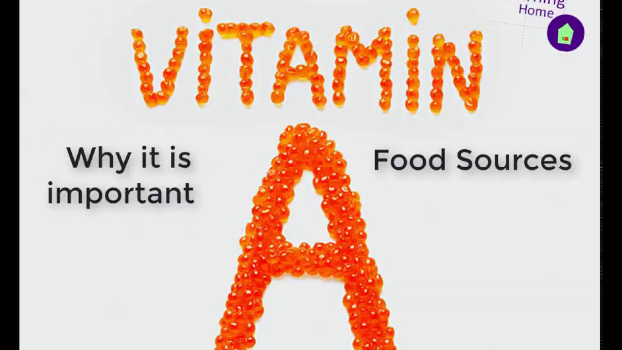 Vitamin A All what you...