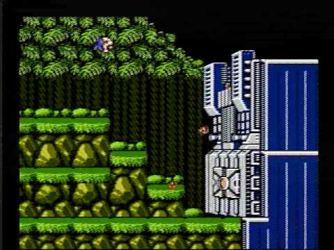 <b>Contra</b> with <b>Game Genie</b> on NES Invincibility :D :D :D - YouTube