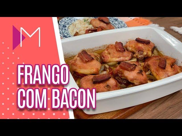 Frango com bacon - Mulheres (28/02/2019)
