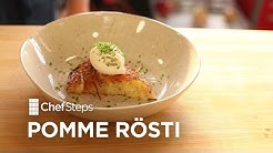 Recipe • Pomme Rosti • ChefSteps