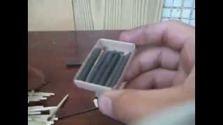 Как сделать гранату из спичек и петард(Очень простая сборка. Коментируем и ставим., 2014-10-17T19:03:49.000Z)