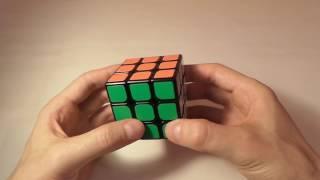 Простой способ собрать кубик Рубика. Видеоурок. Что такое пиф-паф?