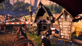 Fable:  The Journey - Telling the Tale