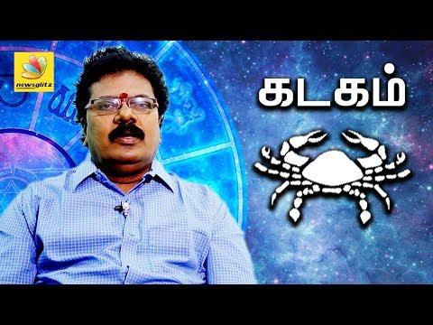 Kadagam Rasi Guru Peyarchi Palangal 2017 in Tamil | Astrology predictions | Abirami Sekar