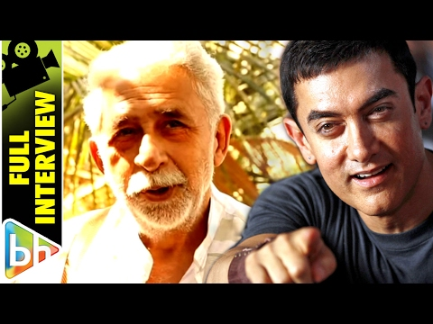 Naseeruddin Shah | Irada | Full Interview | Aamir Khan | Om Puri