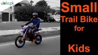 Small Trail Bike Price in Pakistan Karachi for Kids at ebike.pk