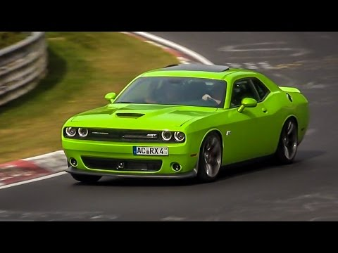 Nürburgring America Special Compilation 2016 - Best Of American Cars On The Nordschleife!