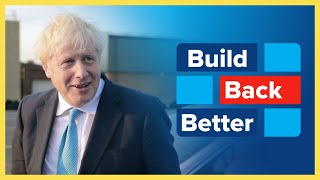 This is how we'll BUILD BACK BETTER - watch our latest Party Political Broadcast!
