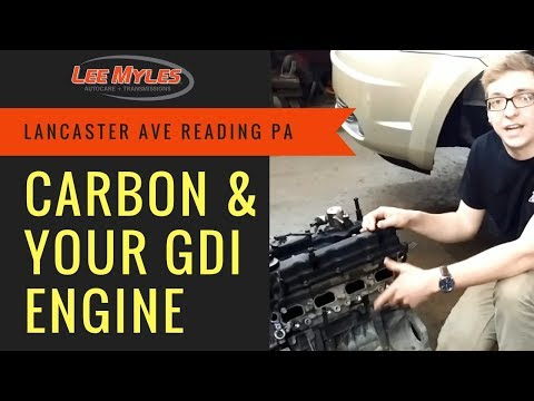 Carbon: Your (GDi) Engine