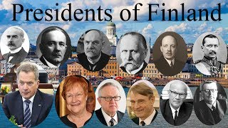 Presidents of Finland