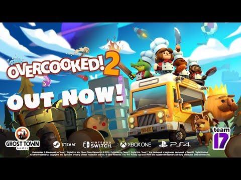 Overcooked! 2 - FAQ - Team17 Group PLC