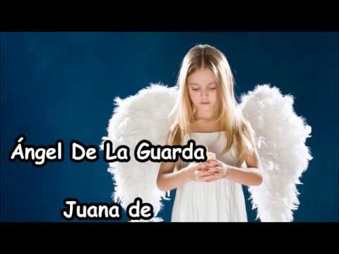 Canción para antes de dormir Ángel de la guarda  de  Canticuentos LETRA
