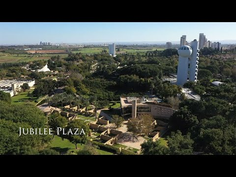 Aerial Tour Of The Weizmann Institute Of Science