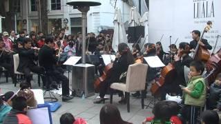 La cumparsita - Luala concert - Ha Noi 25/12/2011