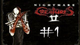 Nightmare Creatures 2 - Ep 1 - JUEGAZO !! - NVG