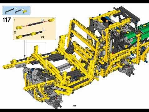 lego technic 42030 b model building youtube. Black Bedroom Furniture Sets. Home Design Ideas
