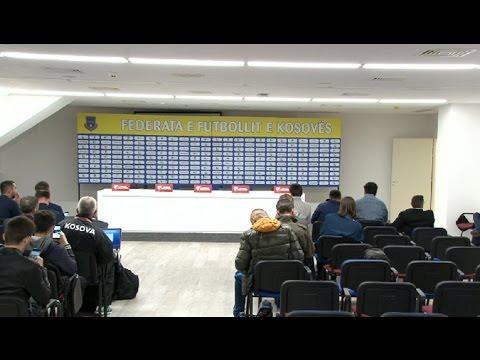 Konferenca pas ndeshjes Kosovë-Islandë (Drejtpërdrejt)
