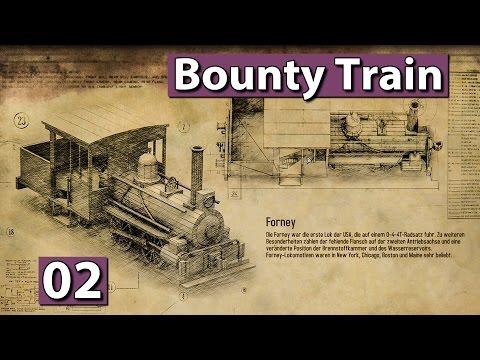 Bounty Train | Wir nehmen Fahrt auf! ► Der Wildwest Bahn RPG Simulator #2