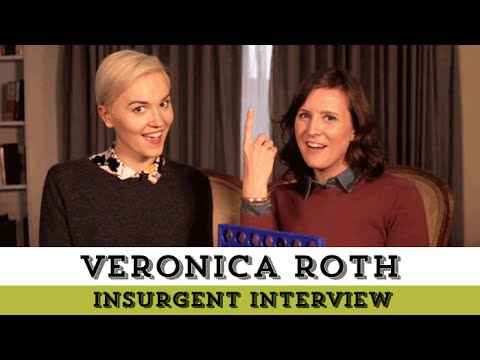 Insurgent  Veronica Roth   Epic Reads Exclusive