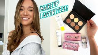 my makeup favorites + beauty tips!!