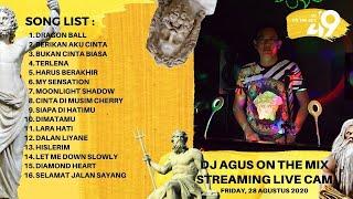 Download Lagu DRAGON BALL | TERLENA | HARUS BERAKHIR | CINTA DI MUSIM CHERRY | DJ AGUS ON THE MIX | 28 08 2020 mp3