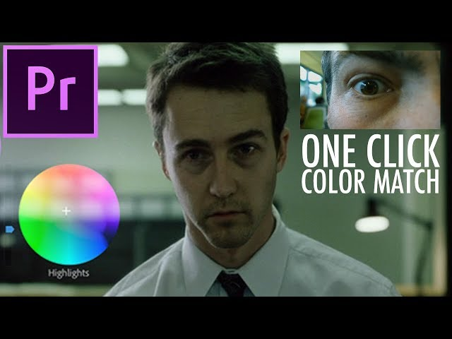 Whats New in Adobe Premiere Pro 12.1: Auto Color Match & Shot Comparison View (CC Update)