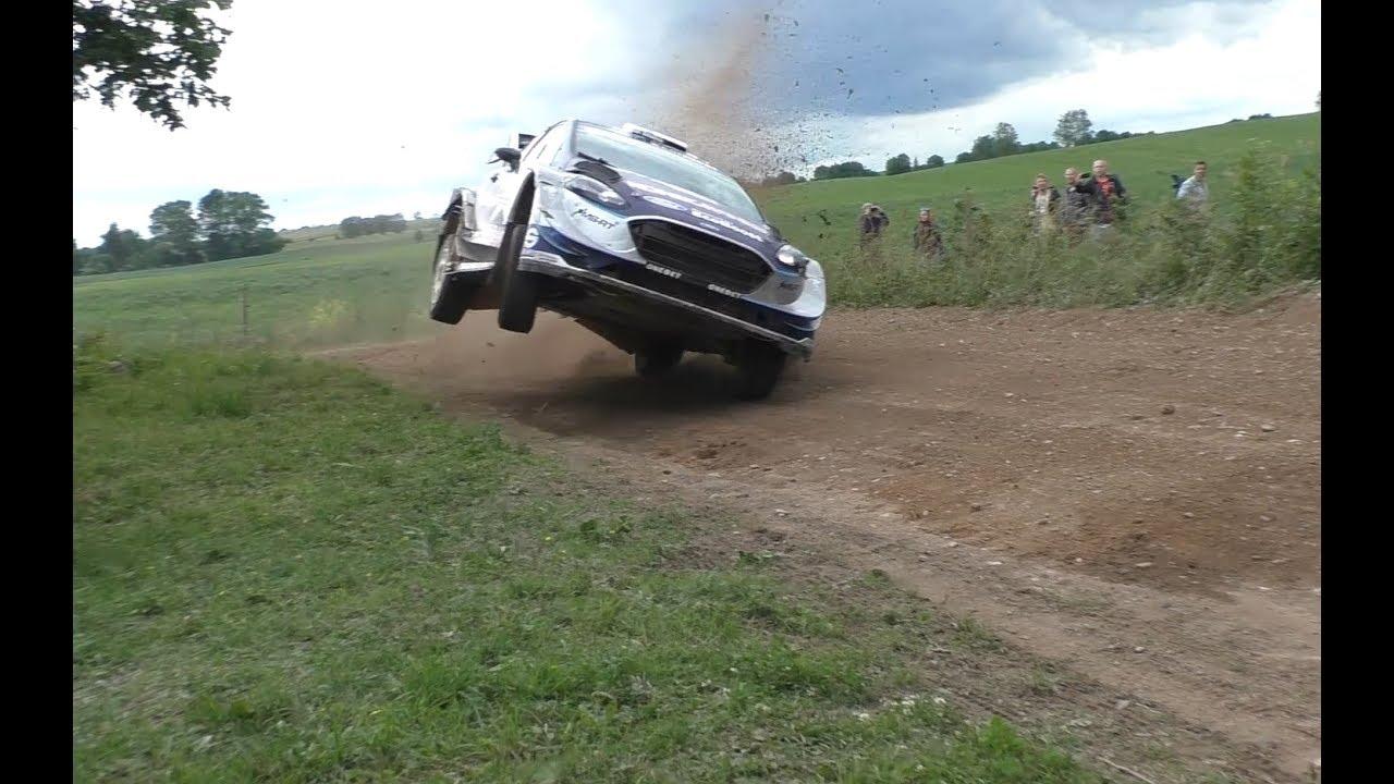 WRC Rally Poland 2017 / 74 Rajd Polski – Flat out [Kupchuck Records]