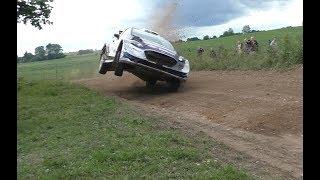 WRC Rally Poland 2017 / 74 Rajd Polski - Flat out [Kupchuck Records]