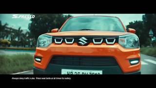 Renault Kwid Facelift 2019 Vs Maruti Suzuki S-Presso  Comparison
