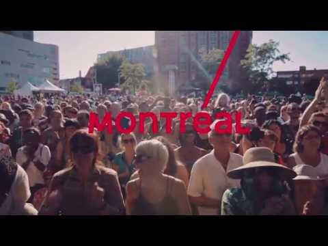Montréal, a festival city beyond compare
