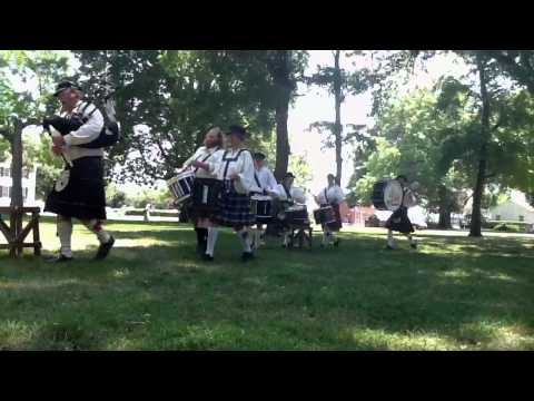 Praise to the Man - Nauvoo Pageant Bagpipe Band