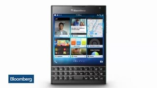 Blackberry Turnaround Stumbles on Profit Shortfall