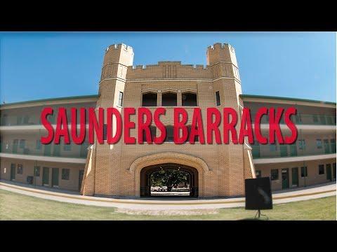 NMMI Campus Tours: Saunder Barracks