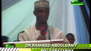 Dr Rashid Abdulganiy (Hakkokin Limamai Akan Mamu Da Kuma Hakkokin Mamu Akan Limamai)