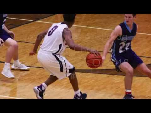 Joshua Lucas 2019 6'1 Raleigh Christian Academy part 1 JR season highlights