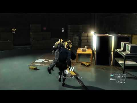 METAL GEAR SOLID V: THE DEFINITIVE EXPERIENCE MISSIN12 PART2 |