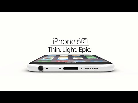 Apple iPhone 6C - Color Without Compromise