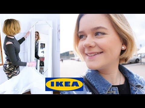 STUDION ÄR KLAR! ☆ IKEA/INREDNINGS-VLOGG (+ Idas rum)