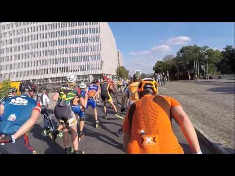 24.09.2016 - 43. BMW Berlin Marathon Inlineskating B 2016 /Speed Skater GoPro www.lisc-2010.at