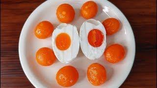 Món Ăn Ngon -  LÀM TRỨNG VỊT MUỐI ngon và dễ tại nhà