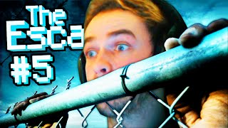 THE ESCAPE?! - The Escapists #5