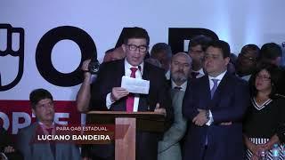 Luciano Bandeira fala sobre os números da Comissão de Prerrogativas
