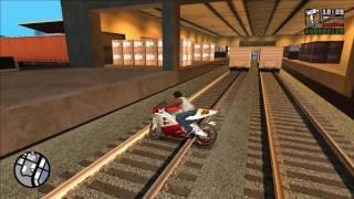GTA San Andreas Mini Rehber : Grove'a en yakın gizli silah yerleri