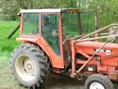 Fourche agram youtube - Tracteur avec fourche ...