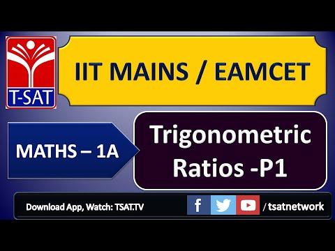 Maths 1A || Trigonometric Ratios -P1 || M N RAO